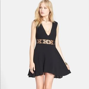 Free People Summer Feeling Fit & Flare Dress